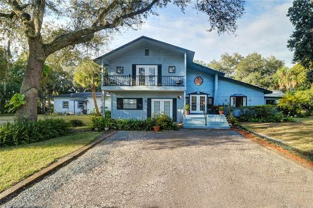 6425 River Road, New Port Richey, FL 34652 (MLS #U8113318) :: CGY Realty
