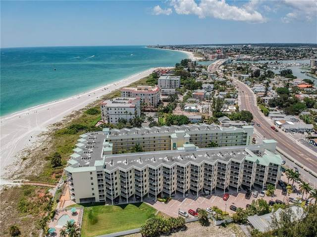 12000 Gulf Boulevard 303-S, Treasure Island, FL 33706 (MLS #U8113371) :: Lockhart & Walseth Team, Realtors