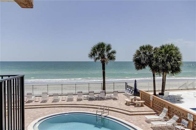 16330 Gulf Boulevard #106, Redington Beach, FL 33708 (MLS #U8113427) :: Visionary Properties Inc