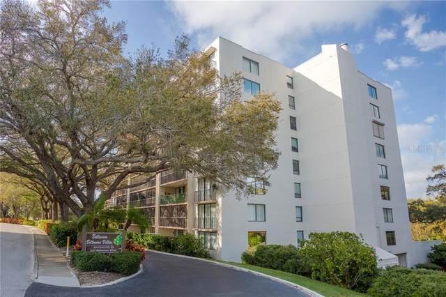 220 Belleview Boulevard #512, Belleair, FL 33756 (MLS #U8113470) :: Zarghami Group