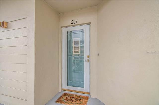 2210 Utopian Drive E #207, Clearwater, FL 33763 (MLS #U8113552) :: Sarasota Property Group at NextHome Excellence