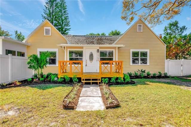 1750 11TH Avenue N, St Petersburg, FL 33713 (MLS #U8113572) :: Gate Arty & the Group - Keller Williams Realty Smart