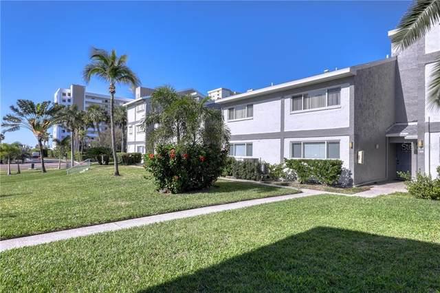 1301 Gulf Boulevard #203, Clearwater Beach, FL 33767 (MLS #U8113597) :: Team Borham at Keller Williams Realty