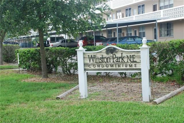 4720 Locust Street NE #319, St Petersburg, FL 33703 (MLS #U8113643) :: Vacasa Real Estate
