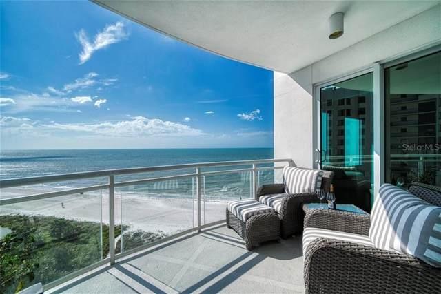 1590 Gulf Boulevard #703, Clearwater, FL 33767 (MLS #U8113727) :: Keller Williams on the Water/Sarasota