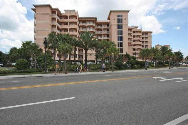 530 S Gulfview Boulevard #207, Clearwater, FL 33767 (MLS #U8113779) :: Positive Edge Real Estate