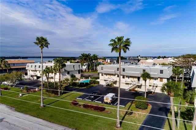 12465 2ND Street E B104, Treasure Island, FL 33706 (MLS #U8113801) :: Heckler Realty