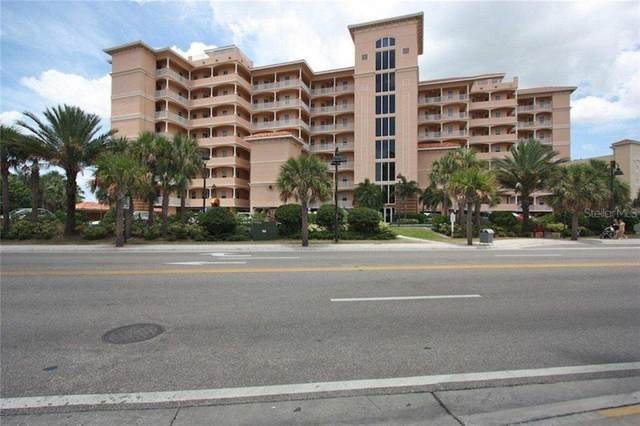 530 S Gulfview Boulevard #404, Clearwater, FL 33767 (MLS #U8113833) :: Century 21 Professional Group