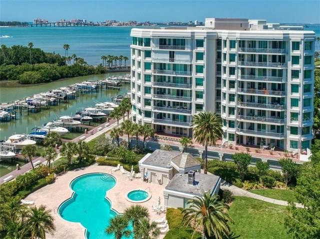 1 Seaside Lane #202, Belleair, FL 33756 (MLS #U8113859) :: Delta Realty, Int'l.