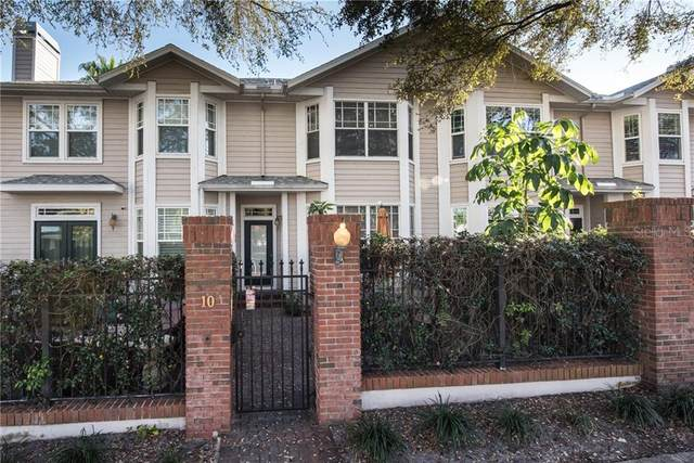 350 2ND Street N #10, St Petersburg, FL 33701 (MLS #U8113876) :: Heckler Realty