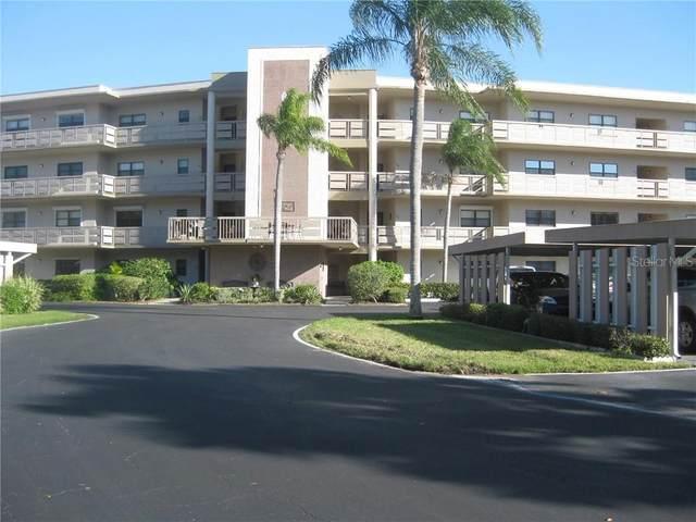 8199 Terrace Garden Drive N #104, St Petersburg, FL 33709 (MLS #U8113917) :: Team Borham at Keller Williams Realty