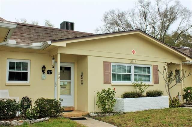 1616 S Lake Avenue #3, Clearwater, FL 33756 (MLS #U8113922) :: Medway Realty