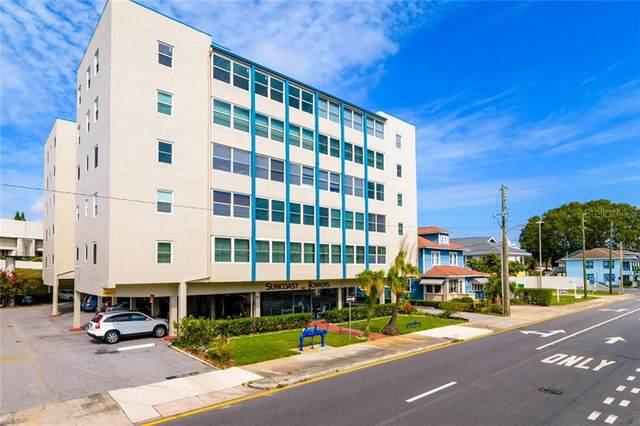 841 4TH Avenue N #31, St Petersburg, FL 33701 (MLS #U8113974) :: Baird Realty Group