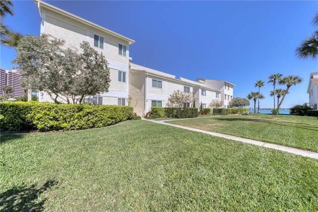 1401 Gulf Boulevard #101, Clearwater Beach, FL 33767 (MLS #U8114095) :: The Hesse Team