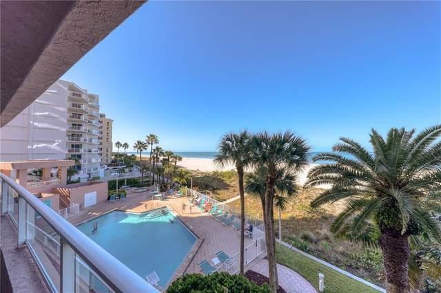 1340 Gulf Boulevard 3E, Clearwater, FL 33767 (MLS #U8114111) :: Everlane Realty