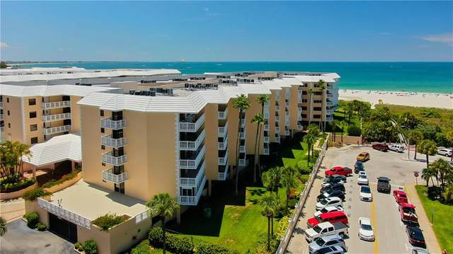 6650 Sunset Way #103, St Pete Beach, FL 33706 (MLS #U8114201) :: Heckler Realty