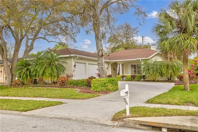 201 Brookside Court, Palm Harbor, FL 34683 (MLS #U8114260) :: Team Borham at Keller Williams Realty