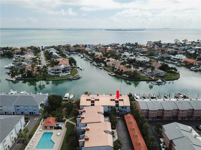 557 Pinellas Bayway S #311, Tierra Verde, FL 33715 (MLS #U8114267) :: Keller Williams Realty Peace River Partners