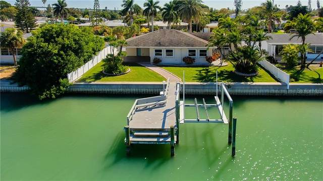 386 Belle Point Drive, St Pete Beach, FL 33706 (MLS #U8114364) :: Heckler Realty