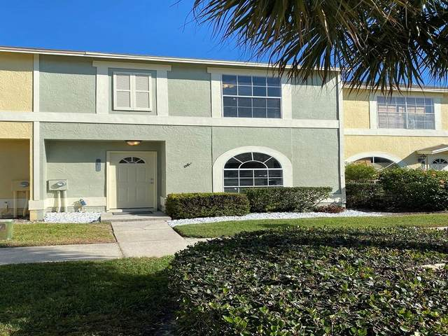 1575 Chateaux De Ville Court, Clearwater, FL 33764 (MLS #U8114368) :: Team Borham at Keller Williams Realty