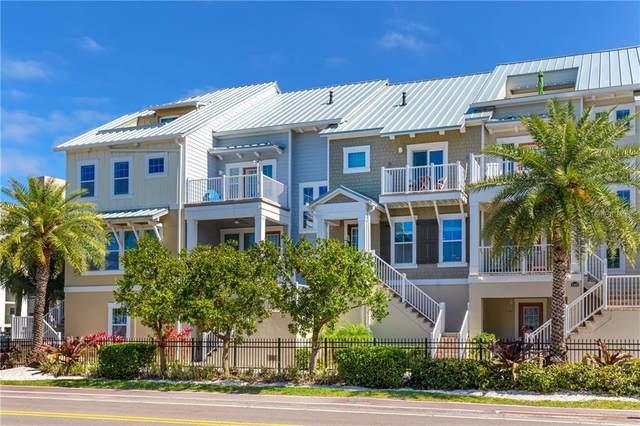 19915 Gulf Boulevard #106, Indian Shores, FL 33785 (MLS #U8114452) :: Everlane Realty