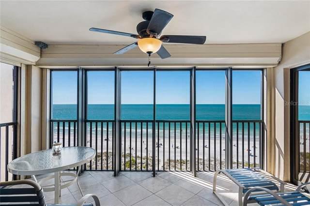900 Gulf Boulevard #705, Indian Rocks Beach, FL 33785 (MLS #U8114460) :: Heckler Realty