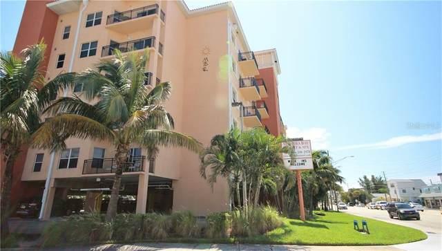 13235 Gulf Boulevard #302, Madeira Beach, FL 33708 (MLS #U8114467) :: Team Borham at Keller Williams Realty