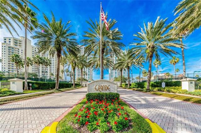 1180 Gulf Boulevard #1702, Clearwater Beach, FL 33767 (MLS #U8114471) :: Bustamante Real Estate