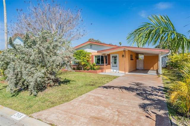 208 10TH Avenue, Indian Rocks Beach, FL 33785 (MLS #U8114472) :: Griffin Group