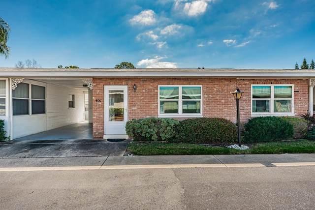 12400 Park Boulevard #406, Seminole, FL 33772 (MLS #U8114531) :: Realty Executives Mid Florida