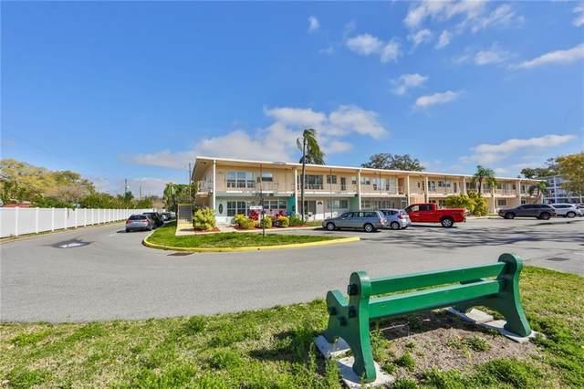 5861 42ND Terrace N #1707, Kenneth City, FL 33709 (MLS #U8114554) :: Team Borham at Keller Williams Realty