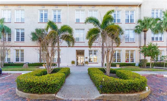701 Mirror Lake Drive N #404, St Petersburg, FL 33701 (MLS #U8114577) :: Medway Realty