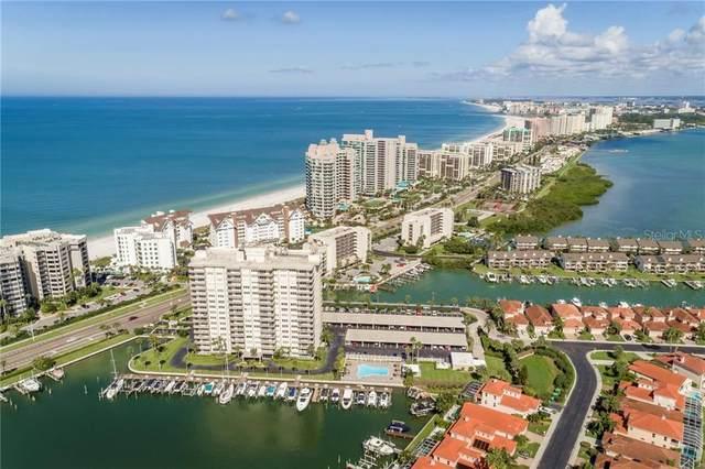 1621 Gulf Boulevard #303, Clearwater, FL 33767 (MLS #U8114598) :: Keller Williams on the Water/Sarasota