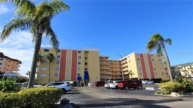 18500 Gulf Boulevard #501, Indian Shores, FL 33785 (MLS #U8114601) :: Lockhart & Walseth Team, Realtors