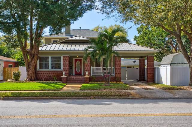 St Petersburg, FL 33713 :: Delta Realty, Int'l.