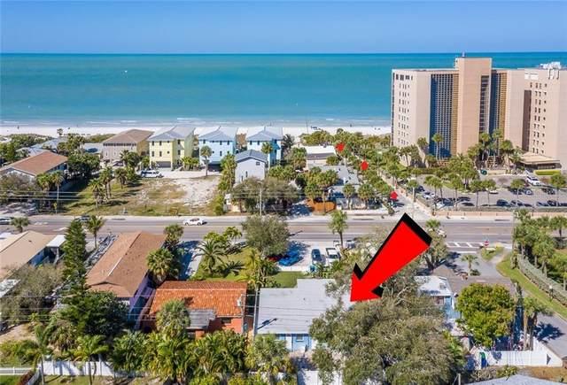 821 Gulf Boulevard, Indian Rocks Beach, FL 33785 (MLS #U8114635) :: The Hustle and Heart Group