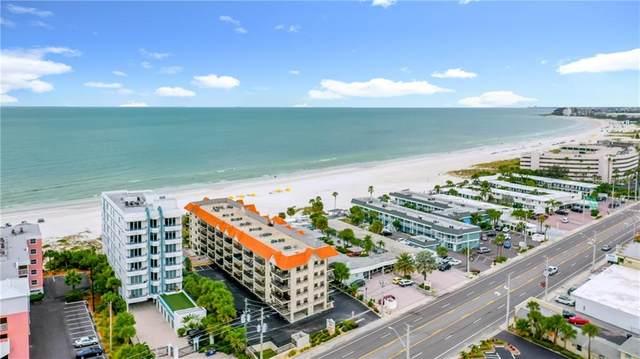 4000 Gulf Boulevard #503, St Pete Beach, FL 33706 (MLS #U8114656) :: Heckler Realty