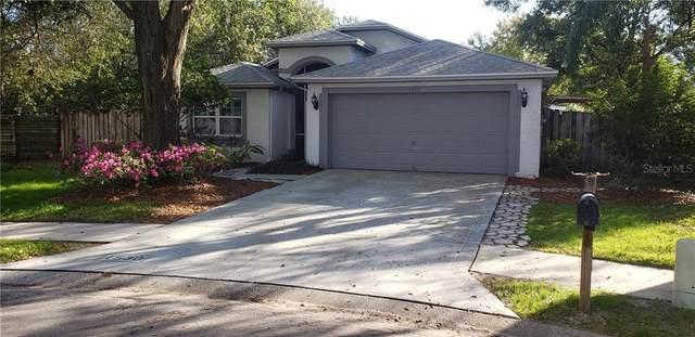 1530 Coppersmith Court, Lutz, FL 33559 (MLS #U8114657) :: Premier Home Experts