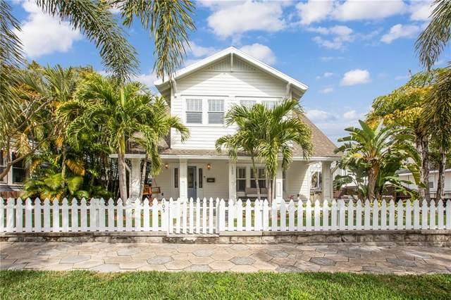 105 6TH Avenue N, St Petersburg, FL 33701 (MLS #U8114699) :: Gate Arty & the Group - Keller Williams Realty Smart
