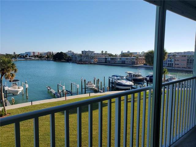 400 64TH Avenue #306, St Pete Beach, FL 33706 (MLS #U8114707) :: Griffin Group