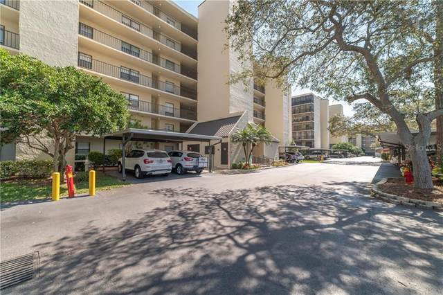 2700 Cove Cay Drive 1-6F, Clearwater, FL 33760 (MLS #U8114720) :: Burwell Real Estate