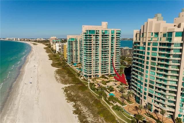1560 Gulf Boulevard #306, Clearwater Beach, FL 33767 (MLS #U8114731) :: Everlane Realty