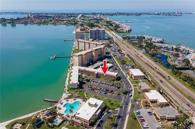 5020 Brittany Drive S #124, St Petersburg, FL 33715 (MLS #U8114749) :: Keller Williams Realty Peace River Partners