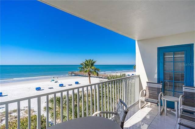 18450 Gulf Boulevard #308, Indian Shores, FL 33785 (MLS #U8114794) :: Lockhart & Walseth Team, Realtors