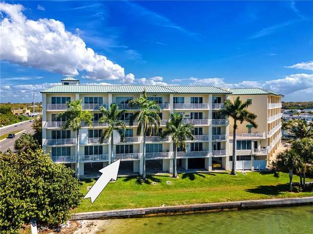 8800 Bay Pines Boulevard #103, St Petersburg, FL 33709 (MLS #U8114799) :: Delta Realty, Int'l.