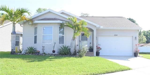 564 Dove Terrace E, Oldsmar, FL 34677 (MLS #U8114825) :: Delta Realty, Int'l.
