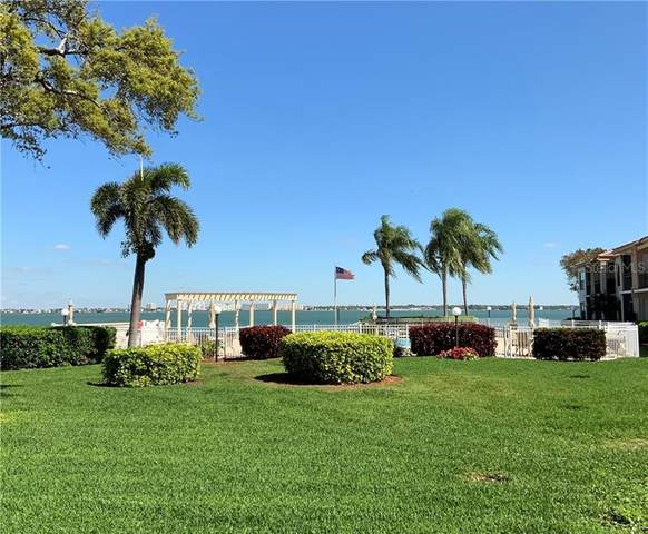 6265 Sun Boulevard #115, St Petersburg, FL 33715 (MLS #U8115009) :: Keller Williams Realty Peace River Partners