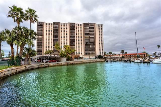 10355 Paradise Boulevard #605, Treasure Island, FL 33706 (MLS #U8115049) :: Lockhart & Walseth Team, Realtors