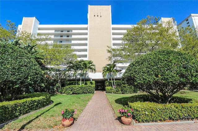 1250 Gulf Boulevard #406, Clearwater, FL 33767 (MLS #U8115059) :: Sell & Buy Homes Realty Inc