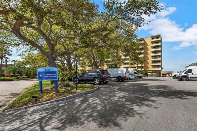 5701 Mariner Street #204, Tampa, FL 33609 (MLS #U8115061) :: Dalton Wade Real Estate Group
